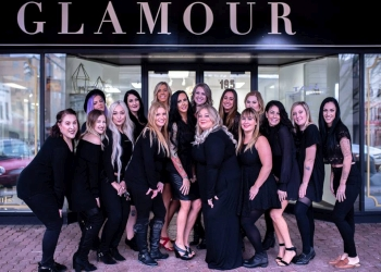 Salem hair salon Glamour Salon