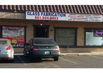 Moreno Valley window company Glass Fabrication