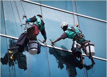 North Las Vegas window cleaner J & J Window Cleaning