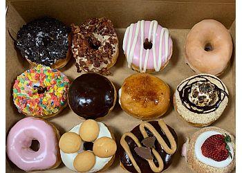 Houston donut shop Glazed The Doughnut Cafe