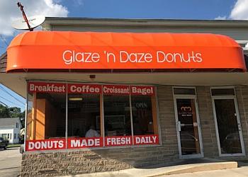 Providence donut shop Glaze'n Daze Donuts