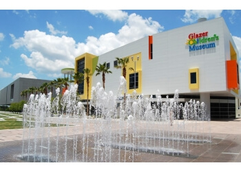 Tampa landmark Glazer Children's Museum