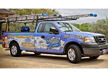San Antonio window cleaner Gleam Team Cleaning