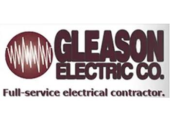 Cedar Rapids electrician Gleason Electric Co