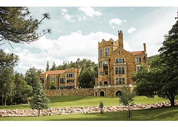 Colorado Springs landmark Glen Eyrie