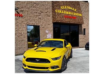 Glendale auto body shop GLENDALE COLLISION CENTER, INC.
