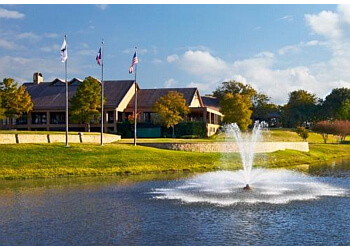 Plano golf course Gleneagles Country Club