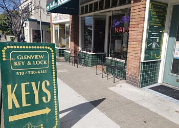 Oakland locksmith Glenview Key & Lock