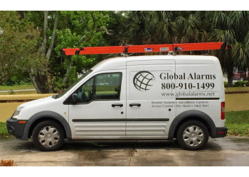 Orlando security system Global Alarms