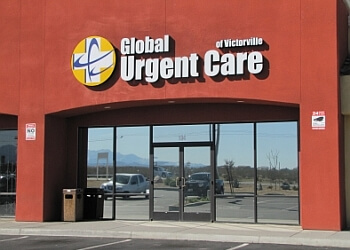Victorville urgent care clinic Global Urgent Care of Victorville