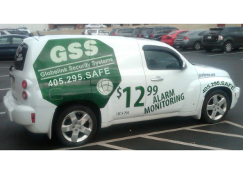 Oklahoma City security system Globelink Security Systems