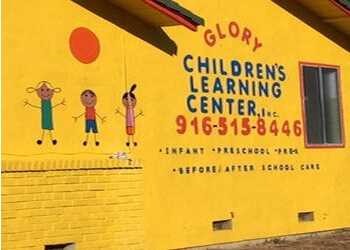 Sacramento preschool Glory Children's Learning Center, Inc