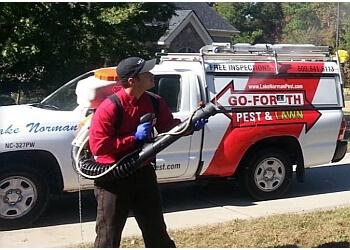 Winston Salem pest control company Go-Forth Pest Control