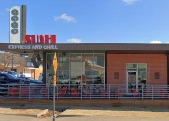 Oklahoma City sushi GoGo Sushi
