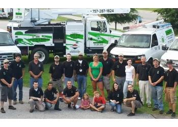 Newport News electrician Go Green Electric, Inc.