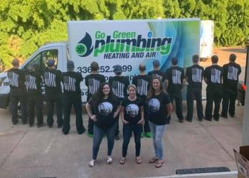 Greensboro plumber Go Green Plumbing