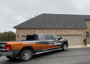 Ann Arbor roofing contractor GoTo Roofing, Inc.