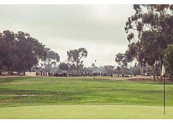 Oceanside golf course Goat Hill Park