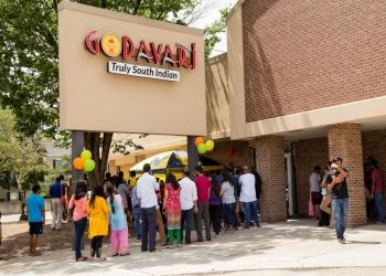Detroit indian restaurant Godavari