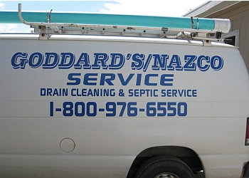 San Bernardino septic tank service Goddard's/Nazco Septic Services