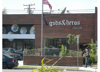 Costa Mesa hair salon Gods & Heroes Salon
