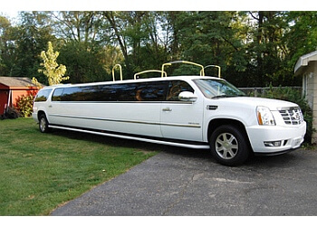 Chicago limo service Going Green Limousine