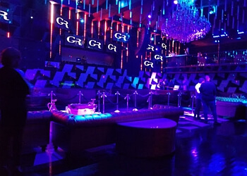 Atlanta night club Gold Room