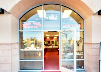 Santa Rosa jewelry Gold Rush Jewelers