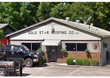 Shreveport roofing contractor Gold Star Construction & Roofing, Inc.