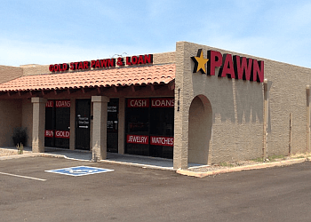 Scottsdale pawn shop Gold Star Pawn & Title Loans