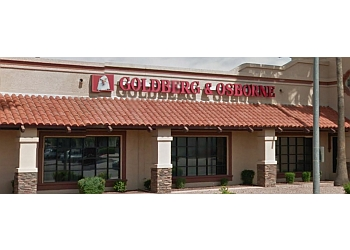 Mesa personal injury lawyer Goldberg & Osborne