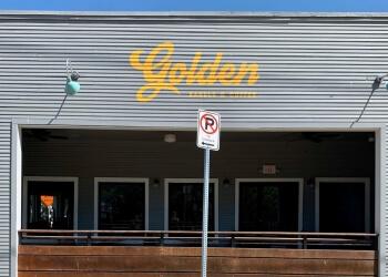 Houston bagel shop Golden Bagels & Coffee