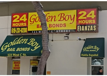 San Diego bail bond Golden Boy Bail Bonds