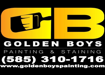 Rochester painter Golden Boys Painting