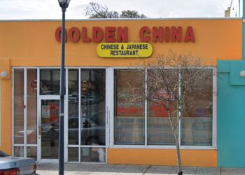 Norfolk chinese restaurant Golden China
