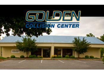 Little Rock auto body shop Golden Collision Center