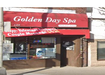 Yonkers massage therapy Golden Day Spa