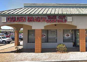 Glendale chinese restaurant Golden Dragon