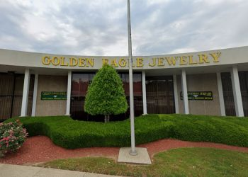 Clarksville jewelry Golden Eagle Jewelry