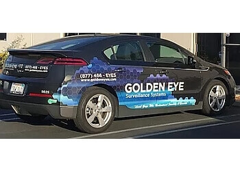 Huntington Beach security system Golden Eye Surveillance Systems, Inc.