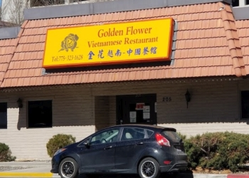 Reno vietnamese restaurant Golden Flower Vietnamese Restaurant