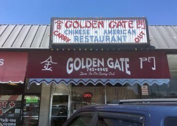 Tulsa chinese restaurant Golden Gate