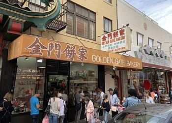 San Francisco bakery Golden Gate Bakery