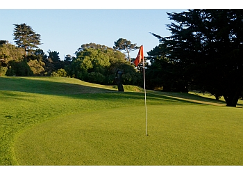 San Francisco golf course Golden Gate Park Golf Course