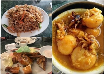 Warren chinese restaurant Golden Harvest
