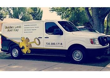 Lakewood locksmith Golden Lock and Key LLC.