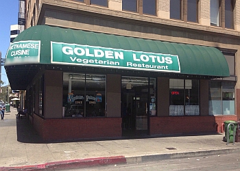 Oakland vegetarian restaurant Golden Lotus Vegetarian Restaurant