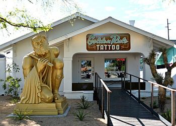 Golden Rule Tattoo