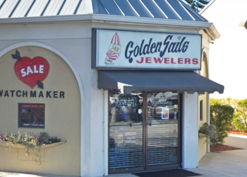 St Petersburg jewelry Golden Sails Jewelers