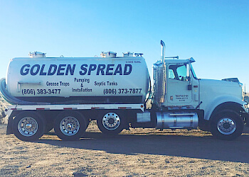 Amarillo septic tank service Golden Spread Septic Tank & Pumping